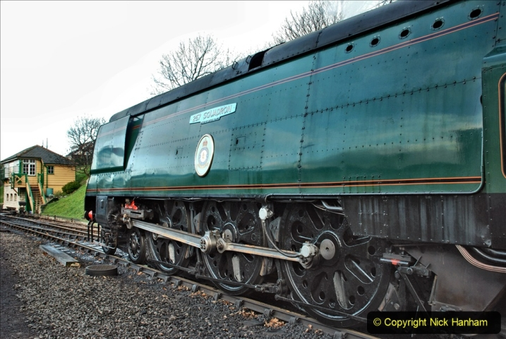 2019-12-07 SR Santa Specials Gallery 1. (20) Swanage. 020
