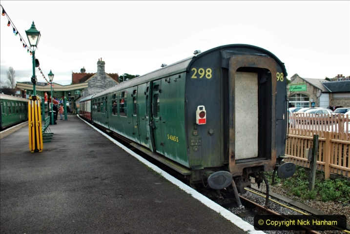 2019-12-07 SR Santa Specials Gallery 1. (23) Swanage. 023