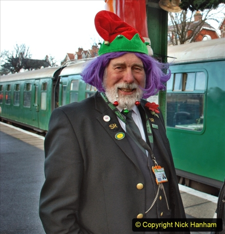 2019-12-07 SR Santa Specials Gallery 1. (24) Swanage. 024