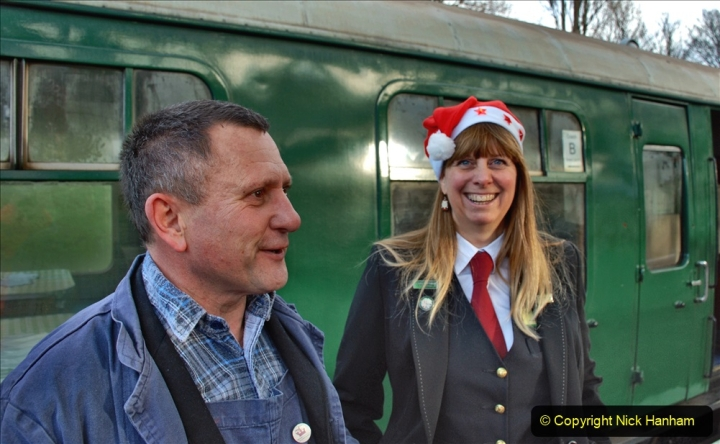2019-12-07 SR Santa Specials Gallery 1. (29) Swanage. 029