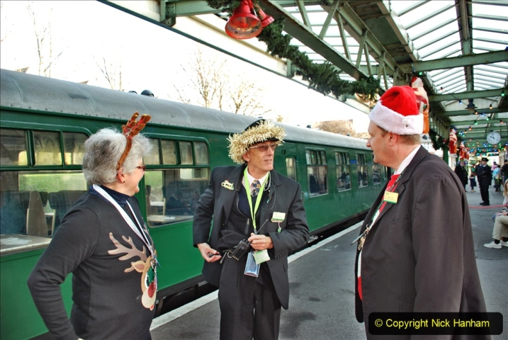2019-12-07 SR Santa Specials Gallery 1. (46) Swanage. 046