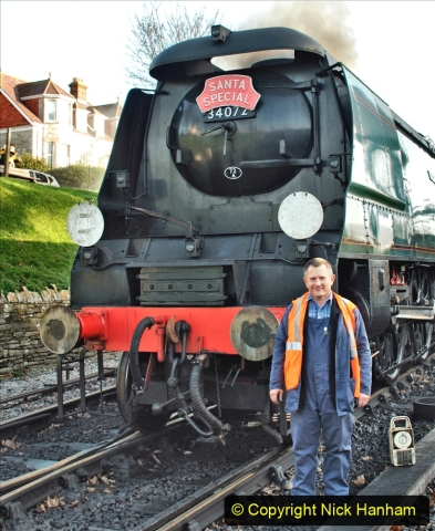2019-12-07 SR Santa Specials Gallery 1. (62) Swanage. 062