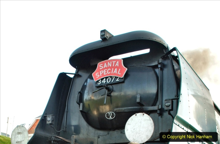 2019-12-07 SR Santa Specials Gallery 1. (64) Swanage. 064