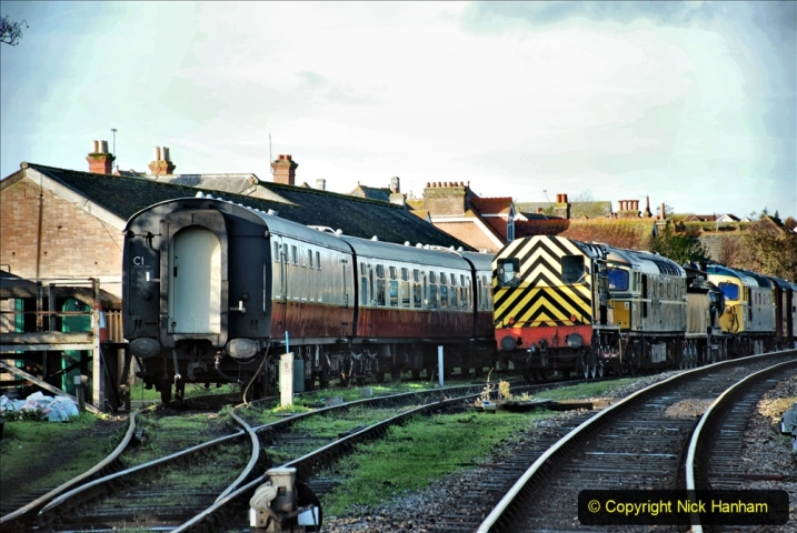 2019-12-07 SR Santa Specials Gallery 1. (72) Swanage. 072
