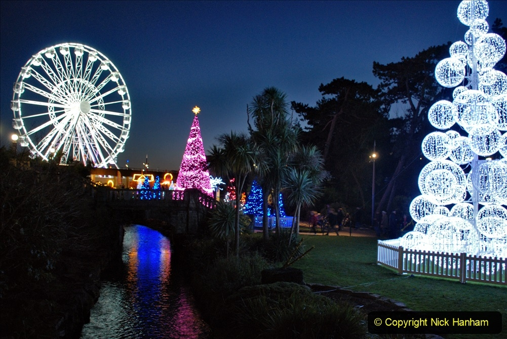 2019-12-09 Bournemouth Christmas Lights. (135) 135