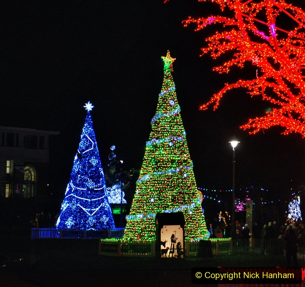 2019-12-09 Bournemouth Christmas Lights. (192) 192