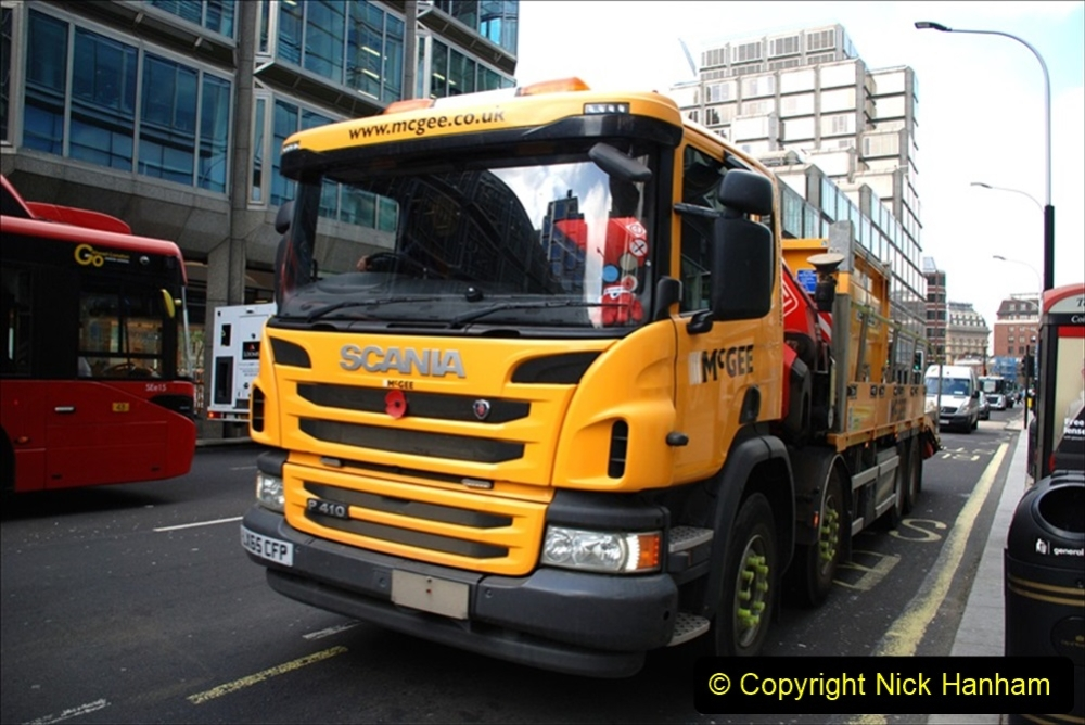 2019-04-29 to 30 Central London. (6) 044