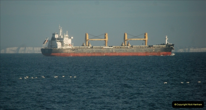 2019 April English Channel Shipping. (5) 038
