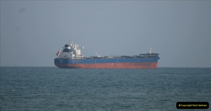 2019 April English Channel Shipping. (11) 044
