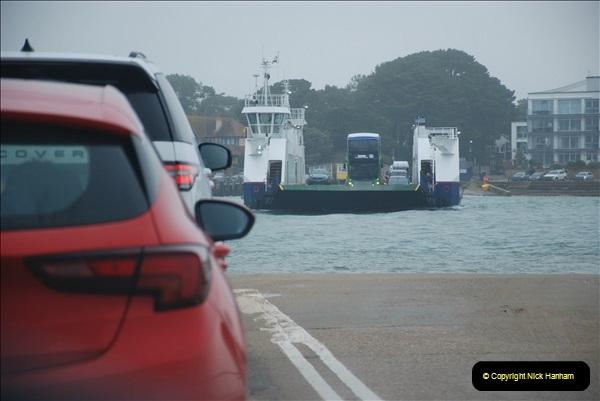 2019-02-05 Sandbanks to Studland ferry, Poole, Dorset.  (2) 009