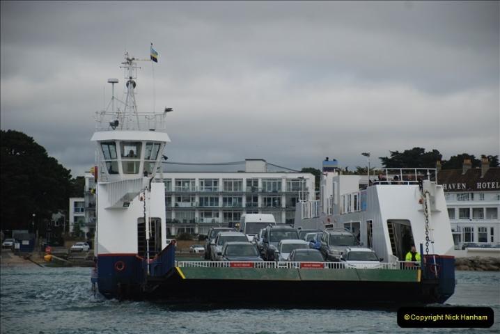 2019-03-20 A trip on the Sandbanks Ferry from Studland to Sandbanks, Poole, Dorset (6) 016