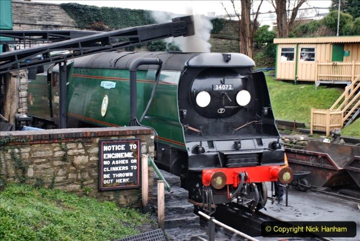 2019-12-28 SR Winter Warm Up Steam & Diesel. (5) 005