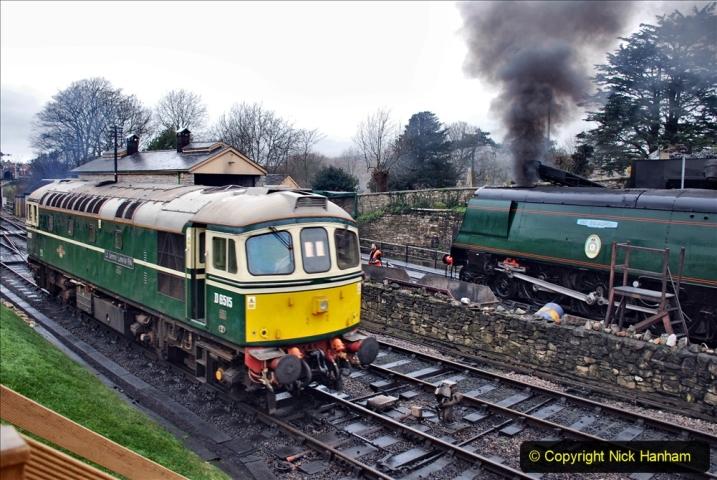 2019-12-28 SR Winter Warm Up Steam & Diesel. (32) 032