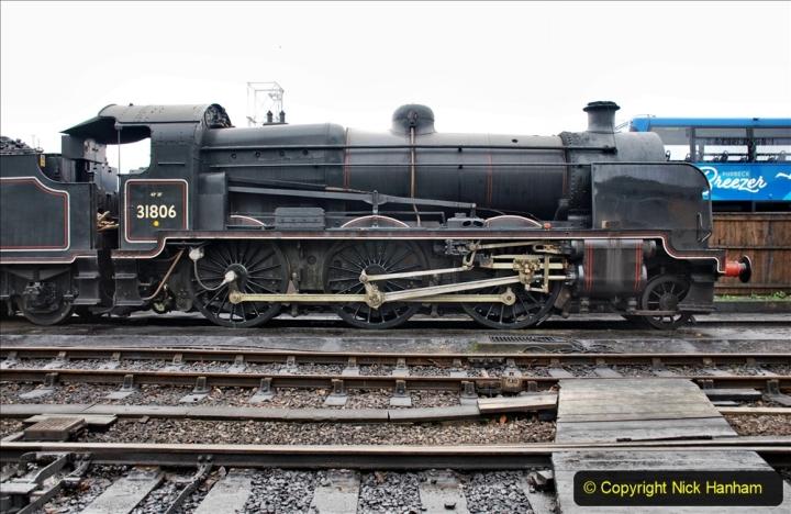 2019-12-28 SR Winter Warm Up Steam & Diesel. (38) 038