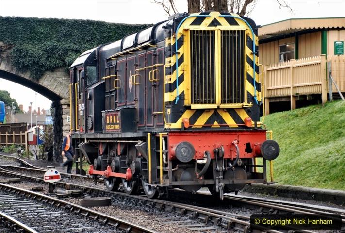 2019-12-28 SR Winter Warm Up Steam & Diesel. (64) 064
