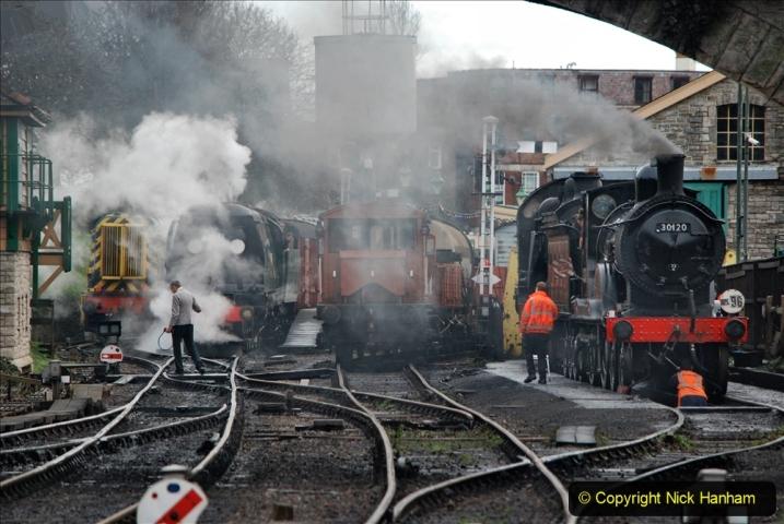 2019-12-28 SR Winter Warm Up Steam & Diesel. (67) 067