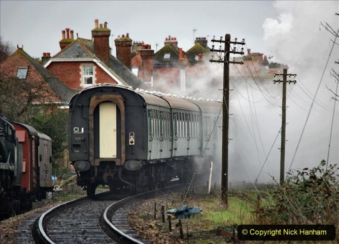 2019-12-28 SR Winter Warm Up Steam & Diesel. (69) 069