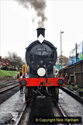 2019-12-28 SR Winter Warm Up Steam & Diesel. (78) 078