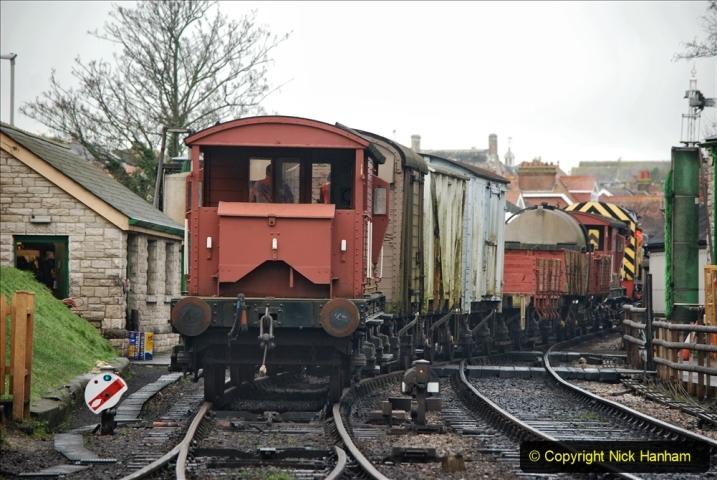 2019-12-28 SR Winter Warm Up Steam & Diesel. (81) 081