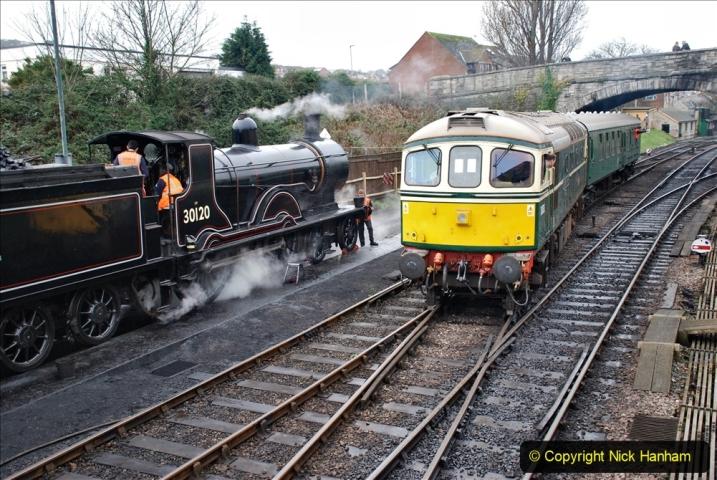 2019-12-28 SR Winter Warm Up Steam & Diesel. (114) 114