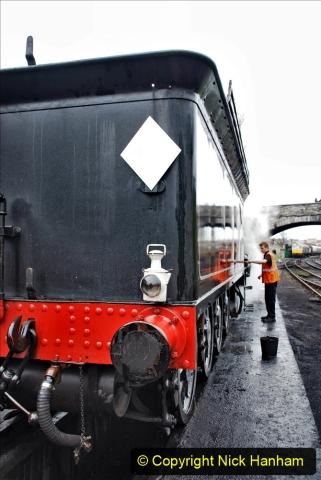 2019-12-28 SR Winter Warm Up Steam & Diesel. (115) 115