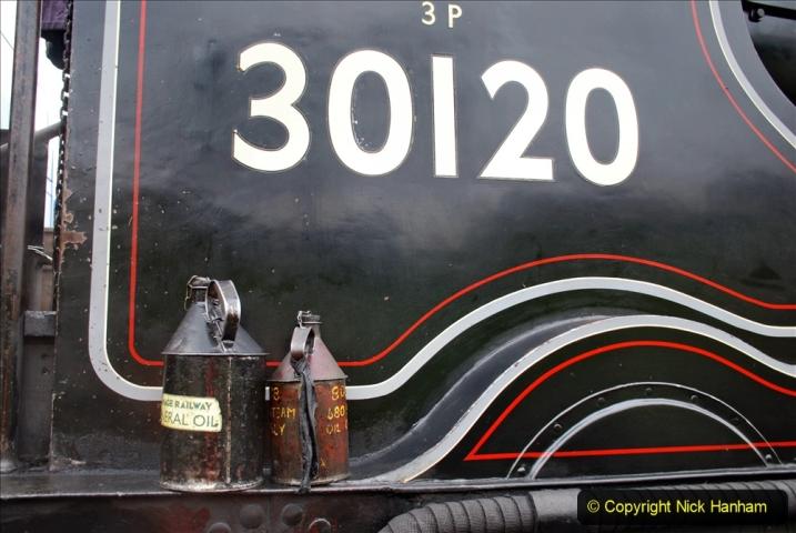 2019-12-28 SR Winter Warm Up Steam & Diesel. (116) 116