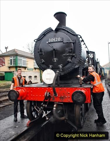 2019-12-28 SR Winter Warm Up Steam & Diesel. (119) 119
