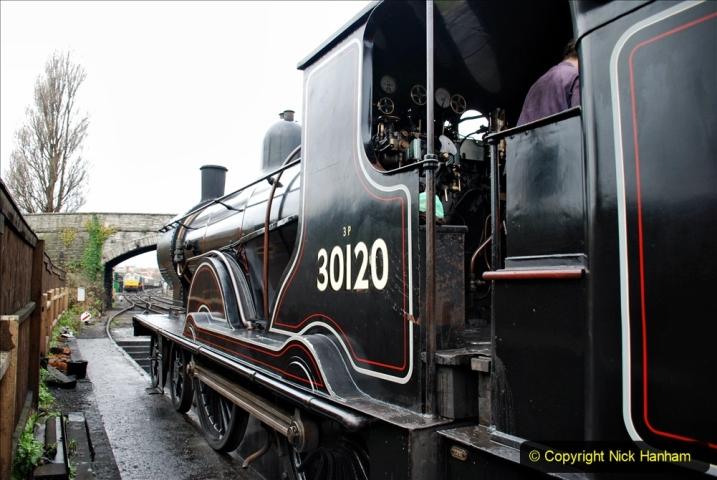 2019-12-28 SR Winter Warm Up Steam & Diesel. (122) 122