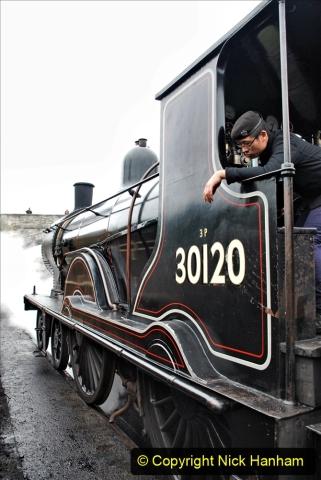 2019-12-28 SR Winter Warm Up Steam & Diesel. (127) 127