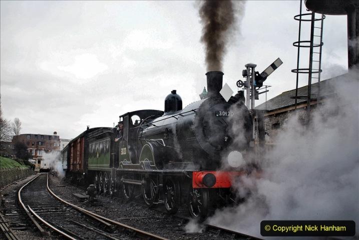2019-12-28 SR Winter Warm Up Steam & Diesel. (139) 139