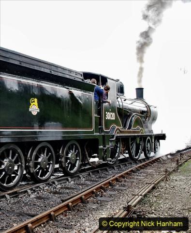 2019-12-28 SR Winter Warm Up Steam & Diesel. (142) 142