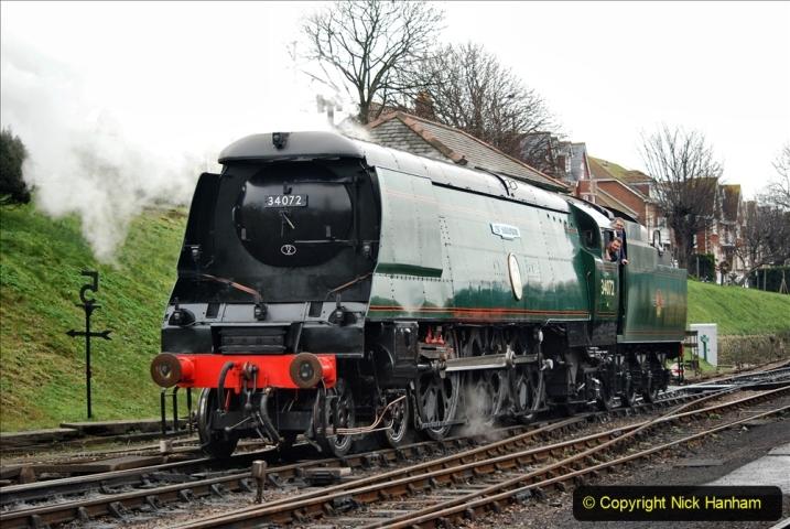 2019-12-28 SR Winter Warm Up Steam & Diesel. (153) 153