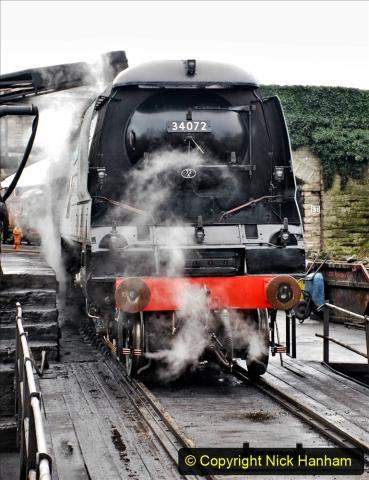 2019-12-28 SR Winter Warm Up Steam & Diesel. (159) 159