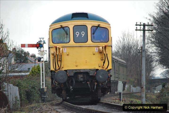 2019-12-28 SR Winter Warm Up Steam & Diesel. (166) 166