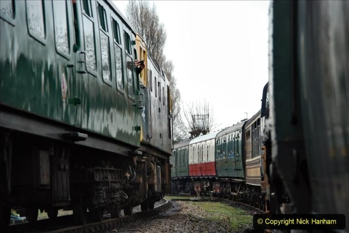 2019-12-28 SR Winter Warm Up Steam & Diesel. (168) 168