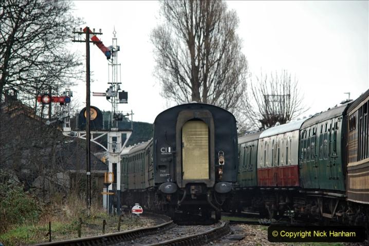 2019-12-28 SR Winter Warm Up Steam & Diesel. (169) 169