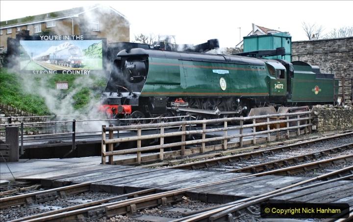 2019-12-28 SR Winter Warm Up Steam & Diesel. (175) 175