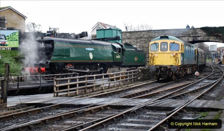 2019-12-28 SR Winter Warm Up Steam & Diesel. (176) 176