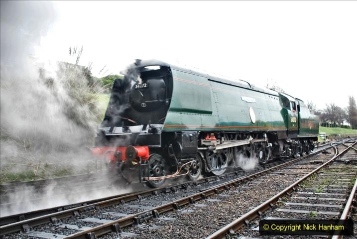 2019-12-28 SR Winter Warm Up Steam & Diesel. (178) 178