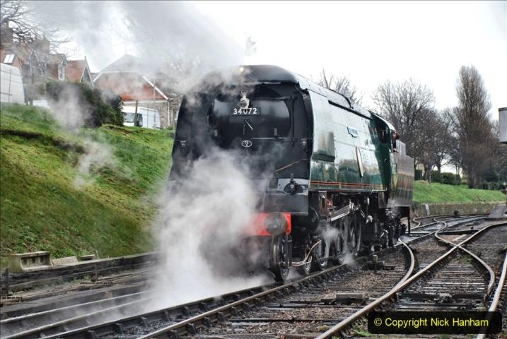 2019-12-28 SR Winter Warm Up Steam & Diesel. (179) 179