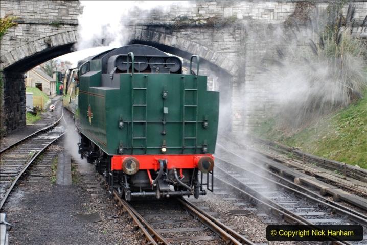 2019-12-28 SR Winter Warm Up Steam & Diesel. (182) 182
