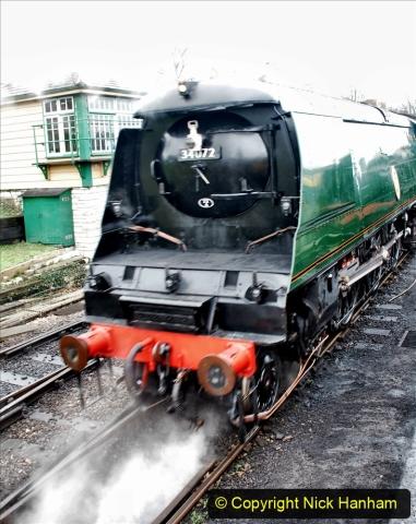2019-12-28 SR Winter Warm Up Steam & Diesel. (184) 184