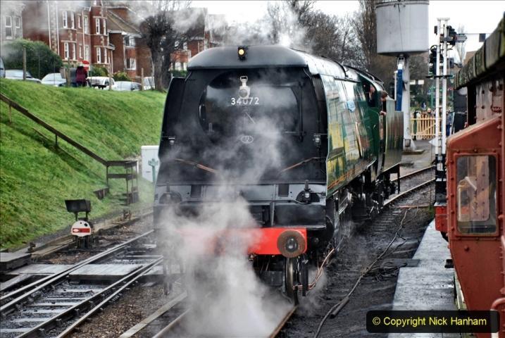 2019-12-28 SR Winter Warm Up Steam & Diesel. (185) 185