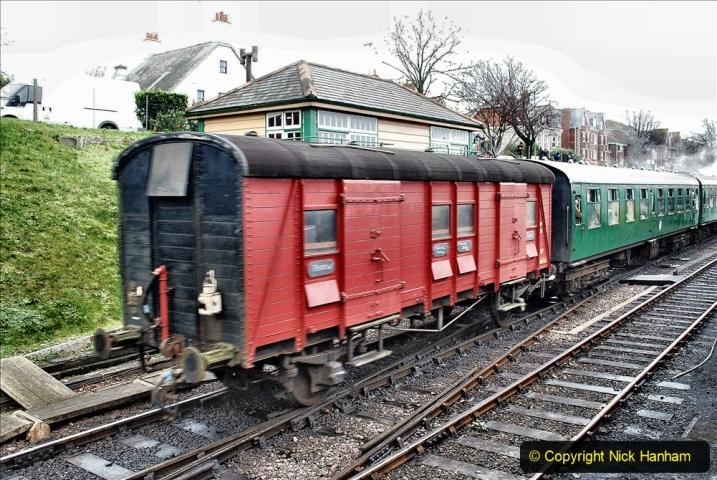 2019-12-28 SR Winter Warm Up Steam & Diesel. (194) 194