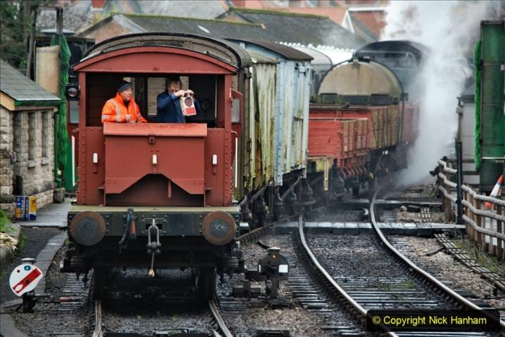2019-12-28 SR Winter Warm Up Steam & Diesel. (200) 200