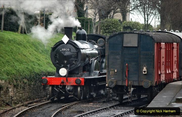 2019-12-28 SR Winter Warm Up Steam & Diesel. (201) 201