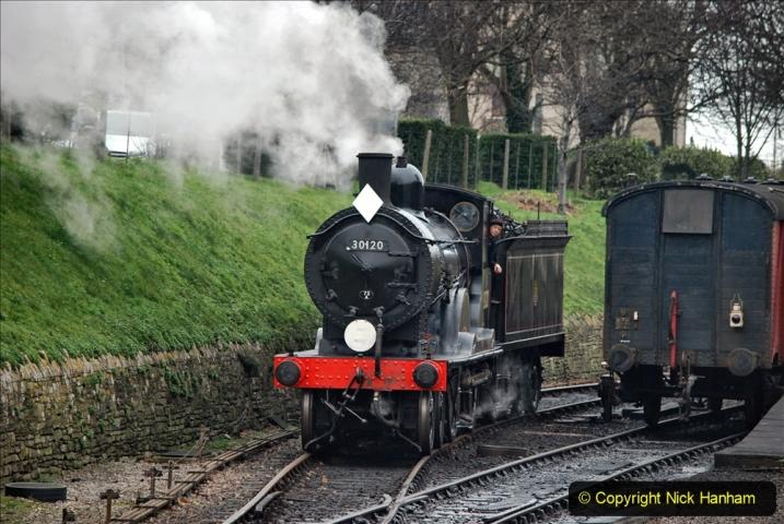2019-12-28 SR Winter Warm Up Steam & Diesel. (202) 202
