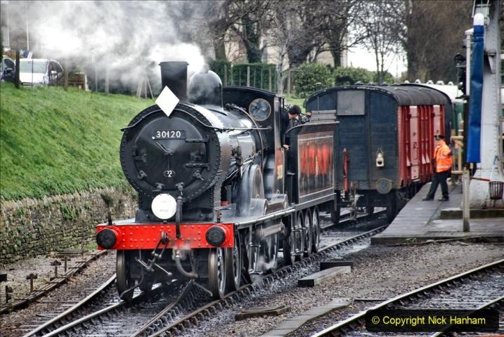 2019-12-28 SR Winter Warm Up Steam & Diesel. (206) 206