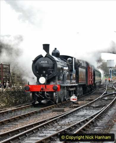 2019-12-28 SR Winter Warm Up Steam & Diesel. (213) 213