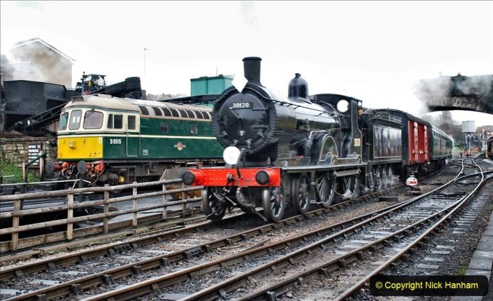 2019-12-28 SR Winter Warm Up Steam & Diesel. (214) 214